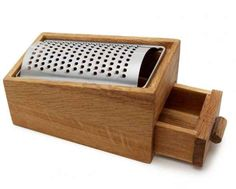 Top Creative Cheese Tools and Accessories - Oak Cheese Grater