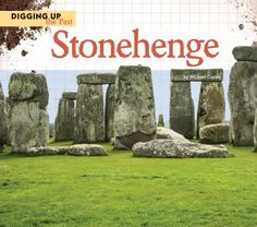"""New to the Library! December 2016 """"Title Stonehenge""""