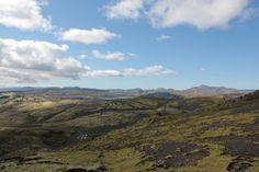 Lakagigar / Laki-Krater #Island #Iceland