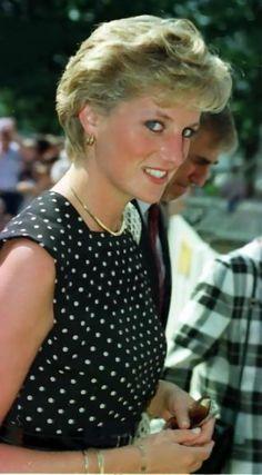 Diana - she was so beautiful, so sad she left us so early!!!