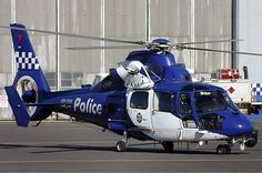AS365 N3 Dauphin helicopter
