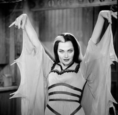 Still of Yvonne De Carlo in The Munsters (1964)