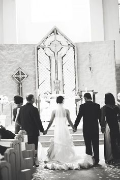 wedding prayer! What a great idea for the parents and grandparents to be involved!