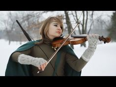▶ The Banner Saga Medley feat. Malukah (Violin and Vocals) - Taylor Davis - YouTube