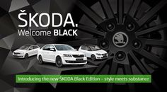 Derek Slack Motors: SKODA Black in Middlesbrough