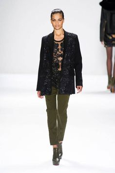 Nanette Lepore Fall 2013 Ready-to-Wear Runway - Nanette Lepore Ready-to-Wear Collection - ELLE