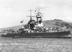 KM Admiral Graf Spee 1939 Dec.13
