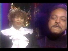 Peabo Bryson & Roberta Flack - I'LL BE HOME FOR CHRISTMAS (1993 TV Special)