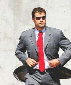 Patrick Marleau, San Jose Sharks.  Oh my! I didn't realize he looked like this when he wasn't in uniform. Gorgeous