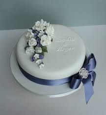 One Layer Square Wedding Cakes Google Search 1 Tier Cake Images