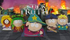 South Park: The Stick of Truth has landed an E3 2013 trailer!