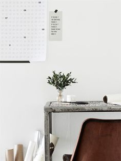life as a moodboard: work space | SCANDINAVIAN STYLE
