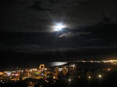 View from my college town--Duluth, I miss you!