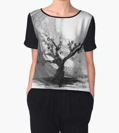 http://www.redbubble.com/people/pendientera/works/22317547-sumi-e-sakura-tree?p=chiffon-top