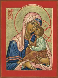 ND de Lubyatov - Theotokos (French) Religious Icons, Religious Art, Believe In God, Orthodox Icons, Virgin Mary, Mona Lisa, Princess Zelda, Superhero, Artwork