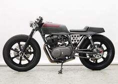 YAMAHA XS500 - WRENCHMONKEES - HELL KUSTOM