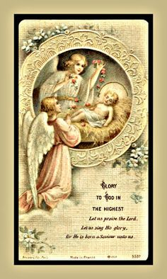 Holy Cards For Your Inspiration: The Time is Getting Closer.....December 22
