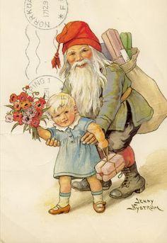 Vintage christmas, Jenny Nystrøm