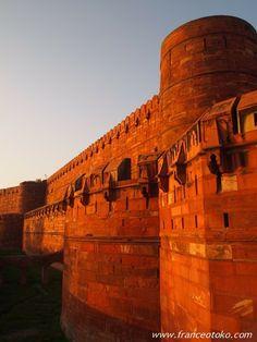 恋するマハラジャ・タイムスリップ☆インドのユネスコ世界遺産アーグラ城塞 Agra Fort