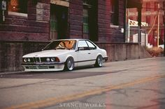 My latest write up for Stance|Works on Jason's E24 out of KC, MO