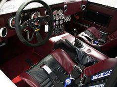 1965 Ford Daytona Coupe Replica - 5