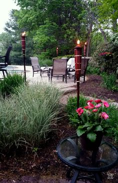 Outdoor Entertaining Ideas by In My Own Style