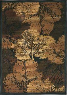 "Cabela's: Fall Canvas Area Rugs - 3'11"" x 5'3"""