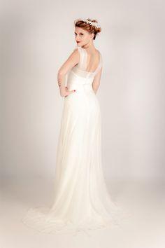 Les robes de mariée - Stéphanie Wolff - Collection 2015