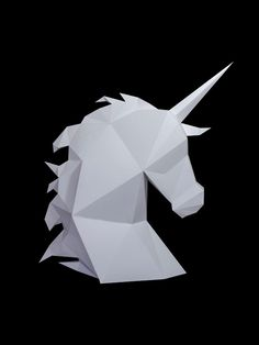 Polygon shape and Papercraft - Tougui