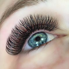 These eyelash extensions are out of this world! Our Borboleta lash artists are so talented!