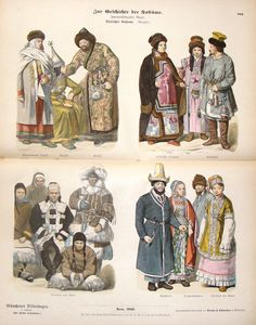 Essay on tsar nicholas ii With the mounting pressures of World War I, combined with years of injustice toppled the rule of Tsar Nicholas II of Russia in March Fashion Design Sketches, Sketch Design, Character Inspiration, Character Design, Asian History, Russian Folk, Russian Fashion, Illustrations, Antique Prints