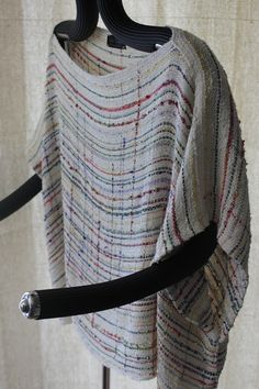 Barefootweaver: A Shawl and a Blouse...