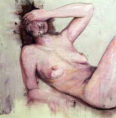 """Saatchi Art Artist dario moschetta; Painting, """"Human Aerodynamic 12"""" #art"""