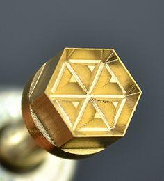 Leonardo Diamond Hex Imprint Tool