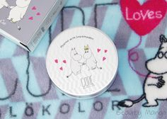 Kawaii Things that you must Have #33 Review Code Glokolor L.Ice Metal Cusion Moomin