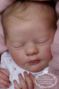 Reborn Babies - Realborn® Evelyn 19 inches Full limbs Vinyl Not Silicone Custom Reborn Babies.*Images Not Mine. Bb Reborn, Reborn Doll Kits, Reborn Babies, Bountiful Baby, Baby Doll Nursery, Baby Bouncer, Newborn Baby Dolls, Baby Images, Realistic Dolls