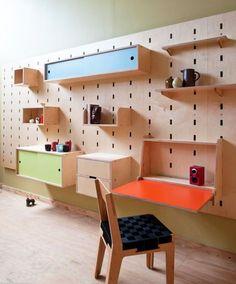 17 New Ideas Modular Furniture Kids Storage Cute Furniture, Modular Furniture, Plywood Furniture, Furniture Design, Furniture Storage, Furniture Nyc, Cheap Furniture, Furniture Dolly, Furniture Market