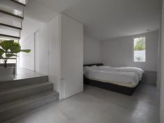 Image 2 of 32 from gallery of The Corner House in Kitashirakawa / UME architects. Photograph by Yasushi Ichikawa