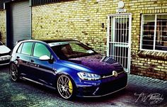Golf Tips Hybrid Swing Golf R Mk7, Golf 7 Gti, Vw Golf R, Volkswagen Golf R, Gti Mk7, Jetta Mk5, Because Race Car, 4 Wheelers, Car Mods