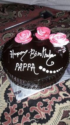 22nd Birthday Cakes, Birthday Cake Writing, Bithday Cake, Birthday Celebration, Dad Birthday, Happy Birthday Chocolate Cake, Happy Birthday Cake Images, Happy Birthday Wishes Quotes, Baileys Cake