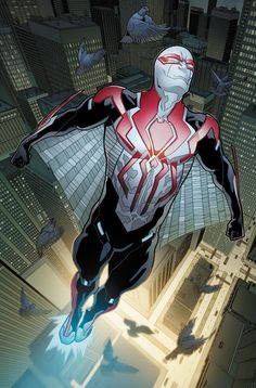 Spider-Man 2099 #2 •Francesco Mattina