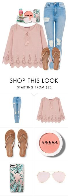 """""""You will remember me for centuries"""" by labures ❤ liked on Polyvore featuring Comptoir Des Cotonniers, Aéropostale, LORAC, Casetify and Mangosteen"""