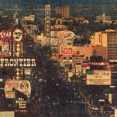 Old school Vegas.....