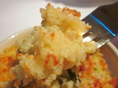 Cheesy Quinoa... like Mac and Cheese, but better for you!
