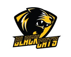 Black Cats by tsbcreative   -   Sports Logo   -   logopond.com