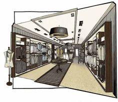 Mensware store - The Yard Creative