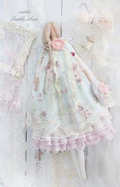 Тильда.  Tilda dolls annasushko.jimdo.com
