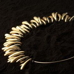 Necklace by Giuliana di Franco, Sicilian designer