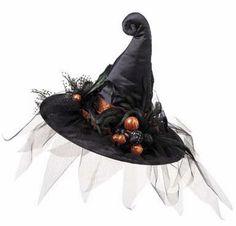 witch+hat | Witch Hat Centerpiece Trendy Tree Blog