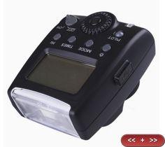 Check out Panasonic Lumix DMC-FZ1000 Compact LCD Mult-Function Flash. #PanasonicFZ1000 #PanasonicCameras #Panasonic #FZ1000